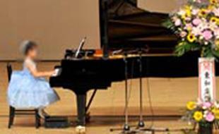 ピアノ発表会出張撮影のイメージ